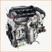 موتور و گیربکس پژو 206
