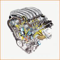 موتور و گیربکس زانتیا