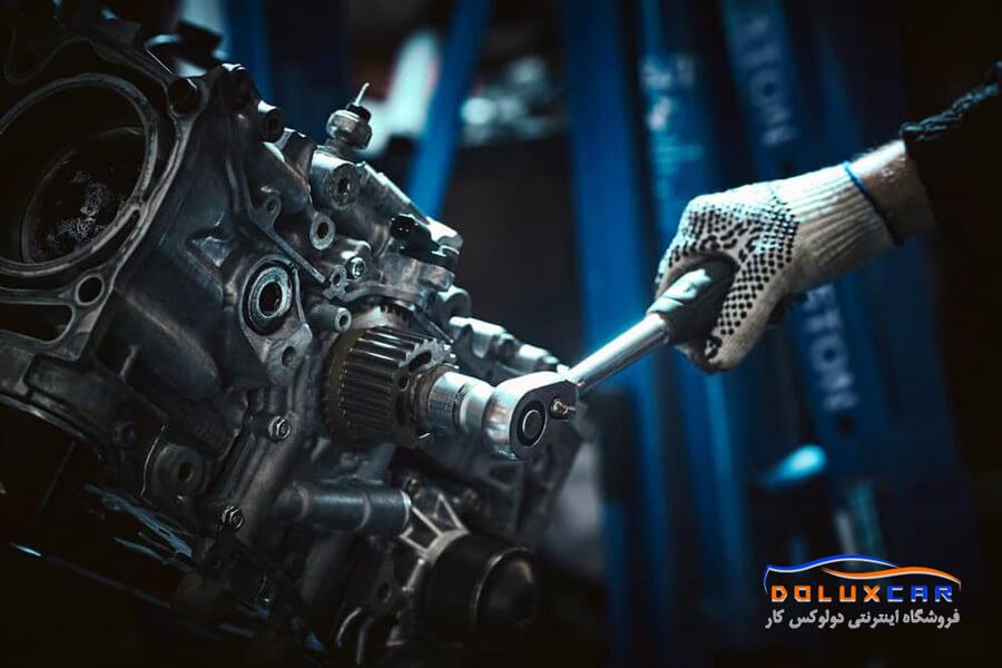 علت گیرپاژ موتور خودرو