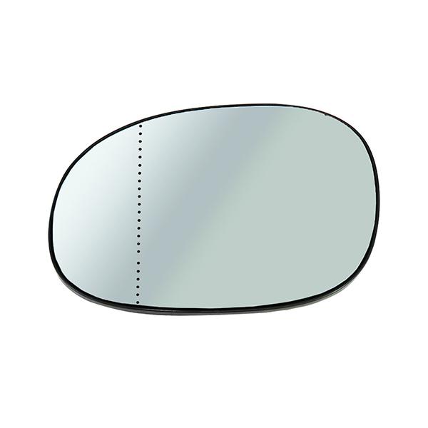 شیشه آیینه پژو 206 چپ دینا پارت