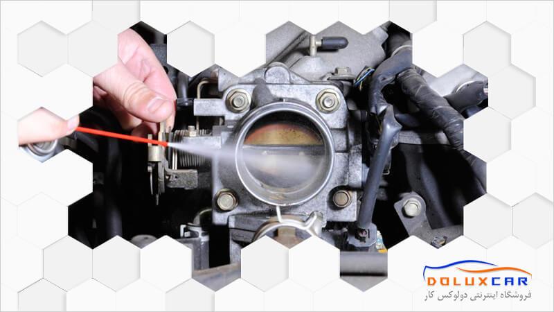 سنسور دریچه گاز