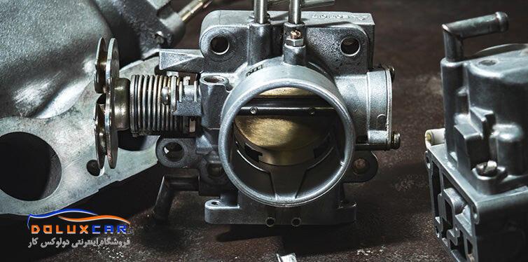 نشانه های خرابی سنسور دریچه گاز