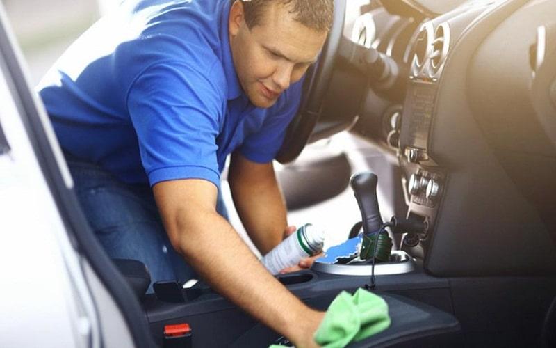 محافظت از بدنه و داشبورد برای نگهداری خودرو در تابستان