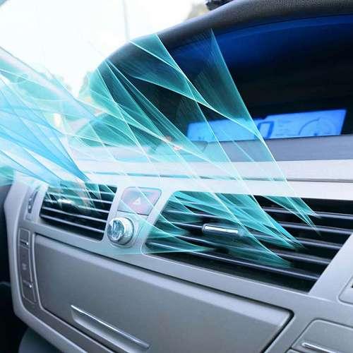 استفاده از کولر ماشین در تابستان