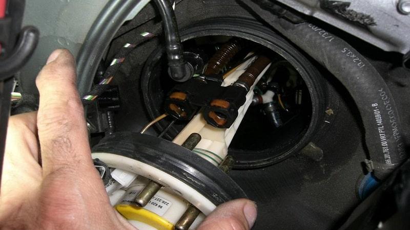 نشانه های خرابی پمپ بنزین خودرو