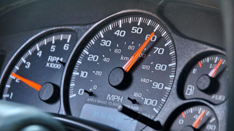 سنسور سرعت خودرو