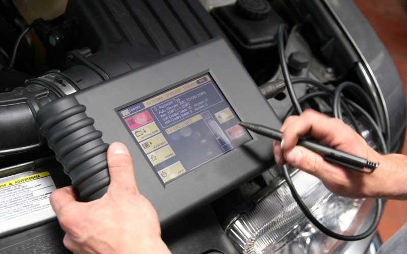 عیب یابی سنسور سرعت خودرو