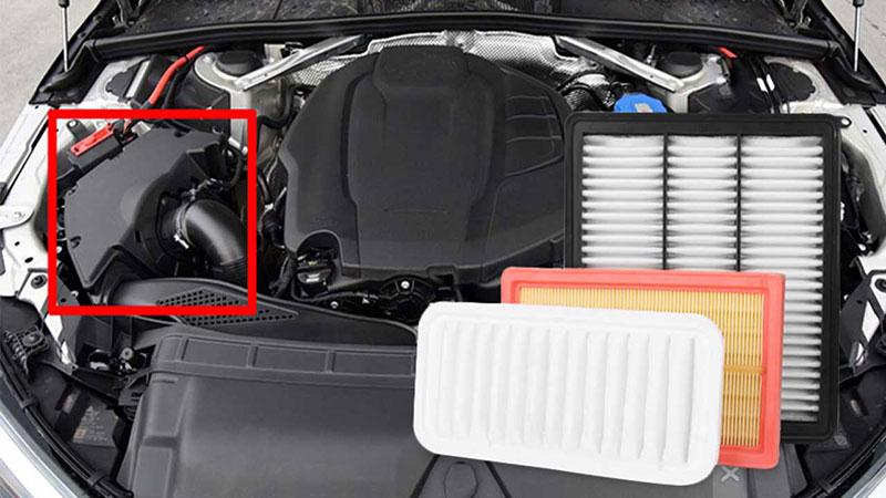 علائم تعویض فیلتر هوای خودرو