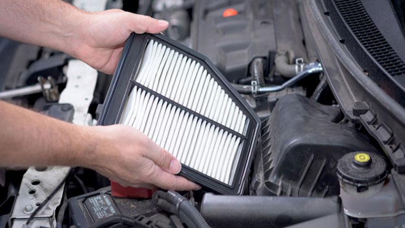 زمان مناسب تعویض فیلتر هوای خودرو