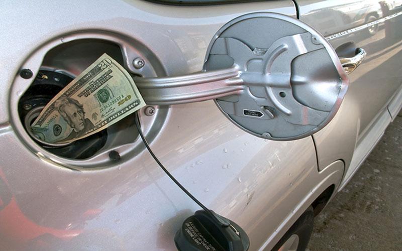 تنظیم لاستیک ها برای کاهش مصرف سوخت خودرو