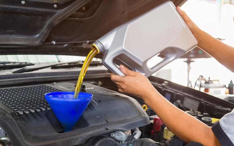 نکات مهم در زمان تعویض روغن موتور خودرو